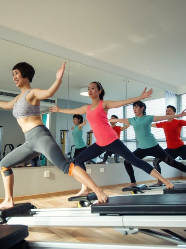 Health Benefits of Pilates: Mindful Movement