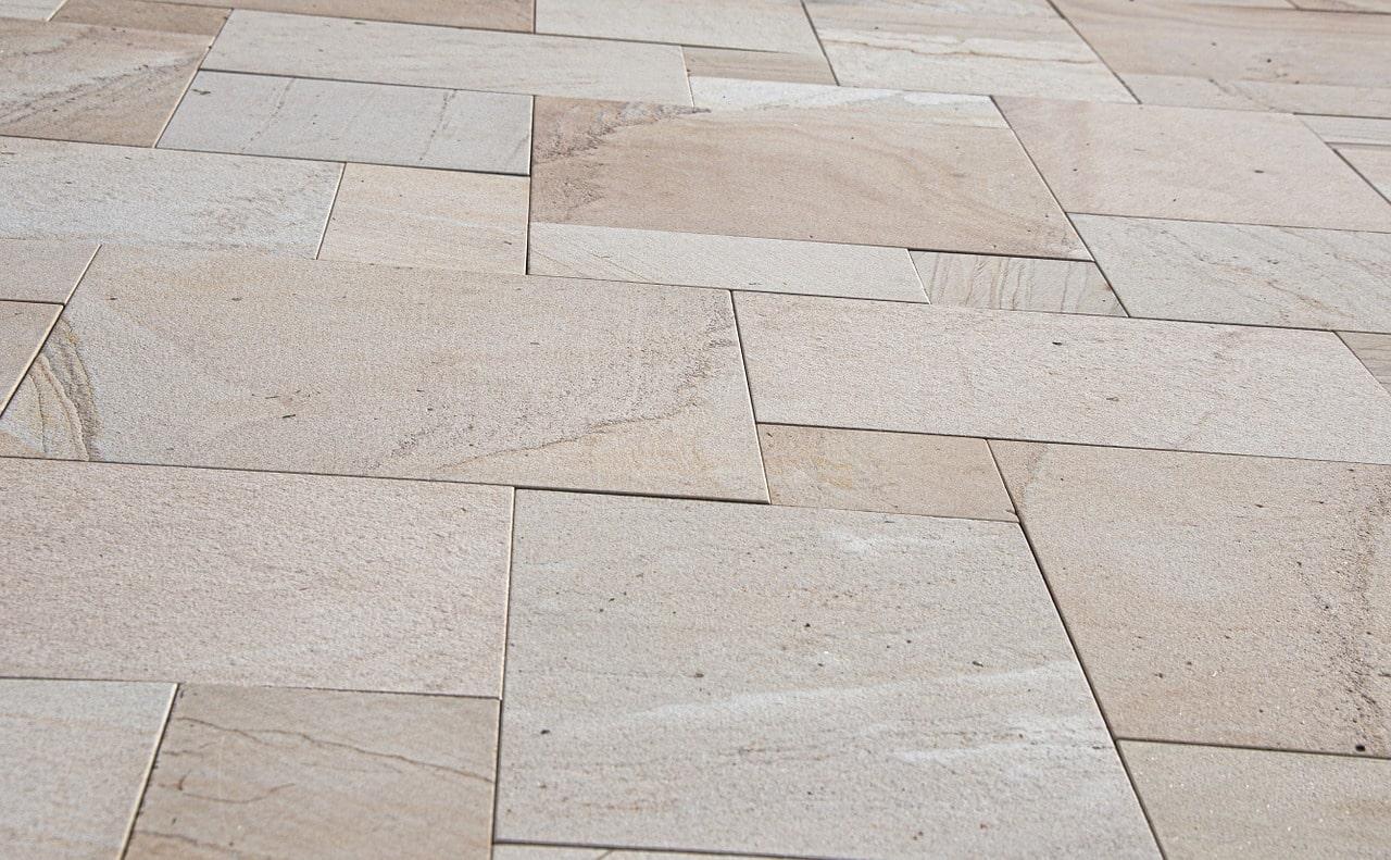 tile surface floor