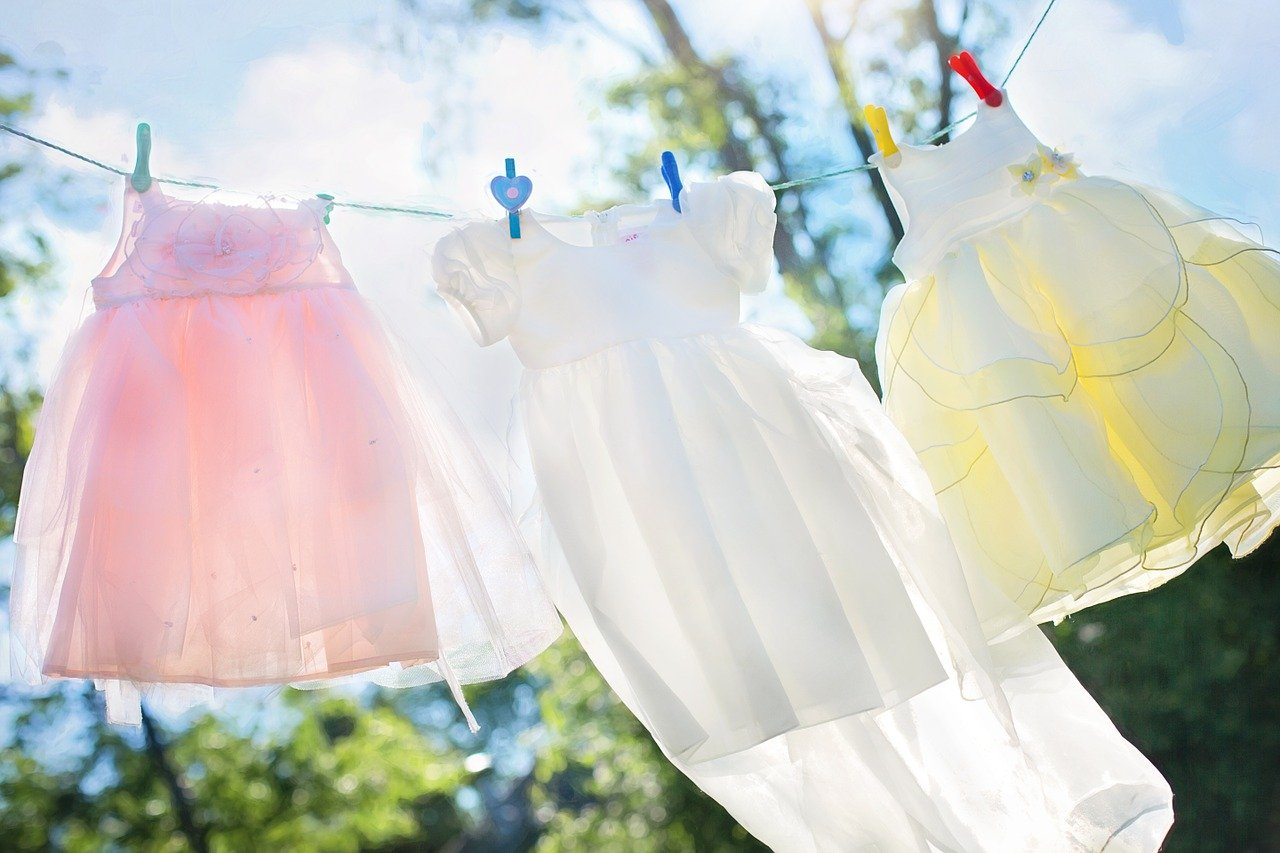 clothes laundry fresh