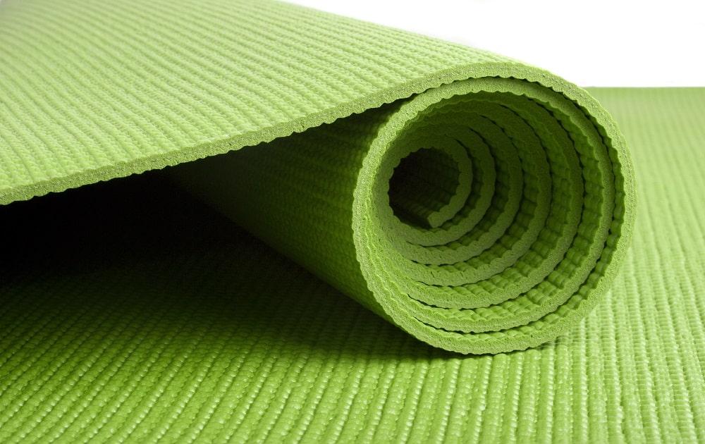 pilates mat material